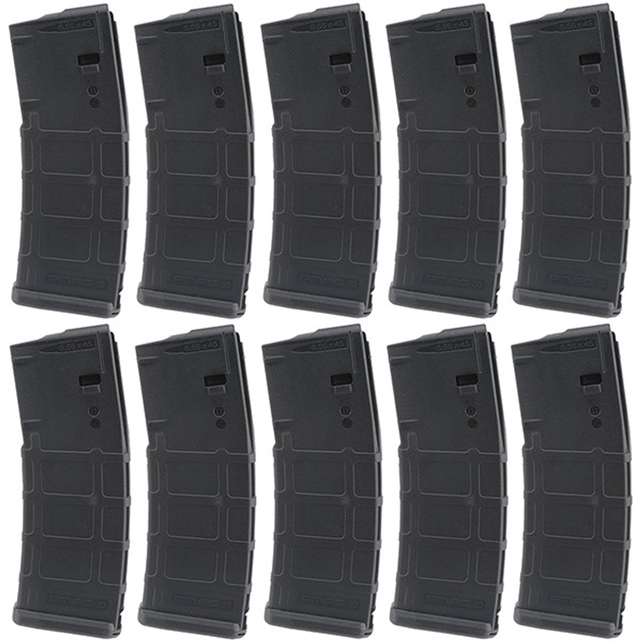 Magpul PMAG M2 MOE 10/30 CALIFORNIA LEGAL - 10 Pack