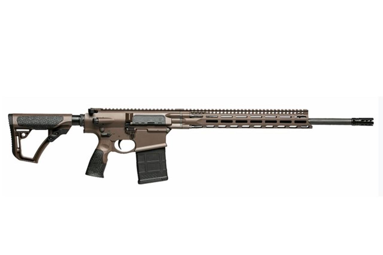 """Daniel Defense AR15 DD5 V5 Brown 20"""" CALIFORNIA LEGAL - 6.5 Creedmoor"""