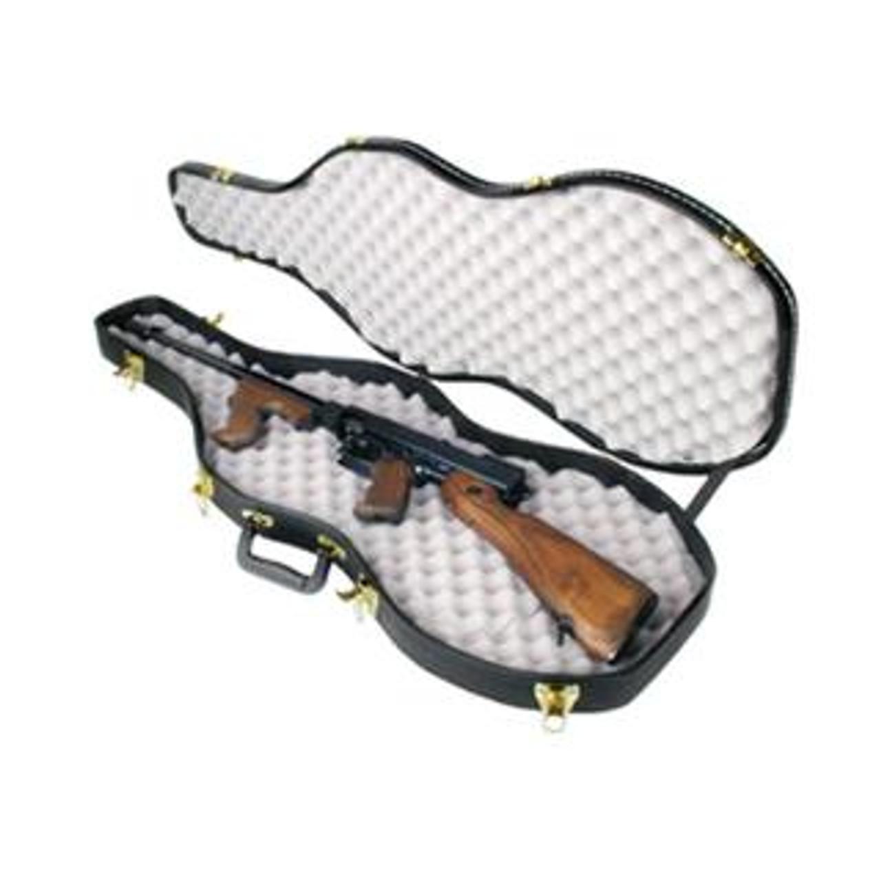 Thompson 1927 A1 Deluxe + Thompson Violin Case Combo CALIFORNIA LEGAL - .45 ACP