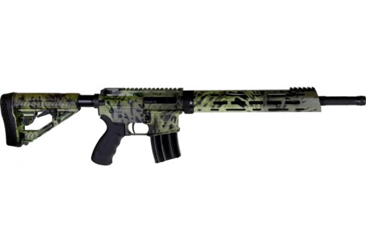"Alexander Arms Hunter Woodlands Camo Stock 16.5"" CALIFORNIA LEGAL - .50 Beowulf®"