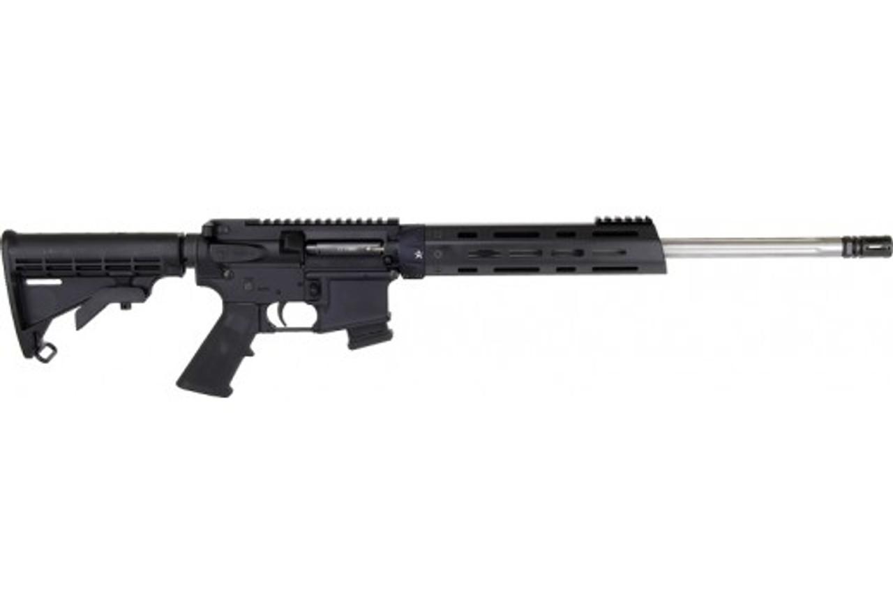 "Alexander Arms AR-15 Stainless Fluted Barrel 18"" CALIFORNIA LEGAL - .17 HMR"