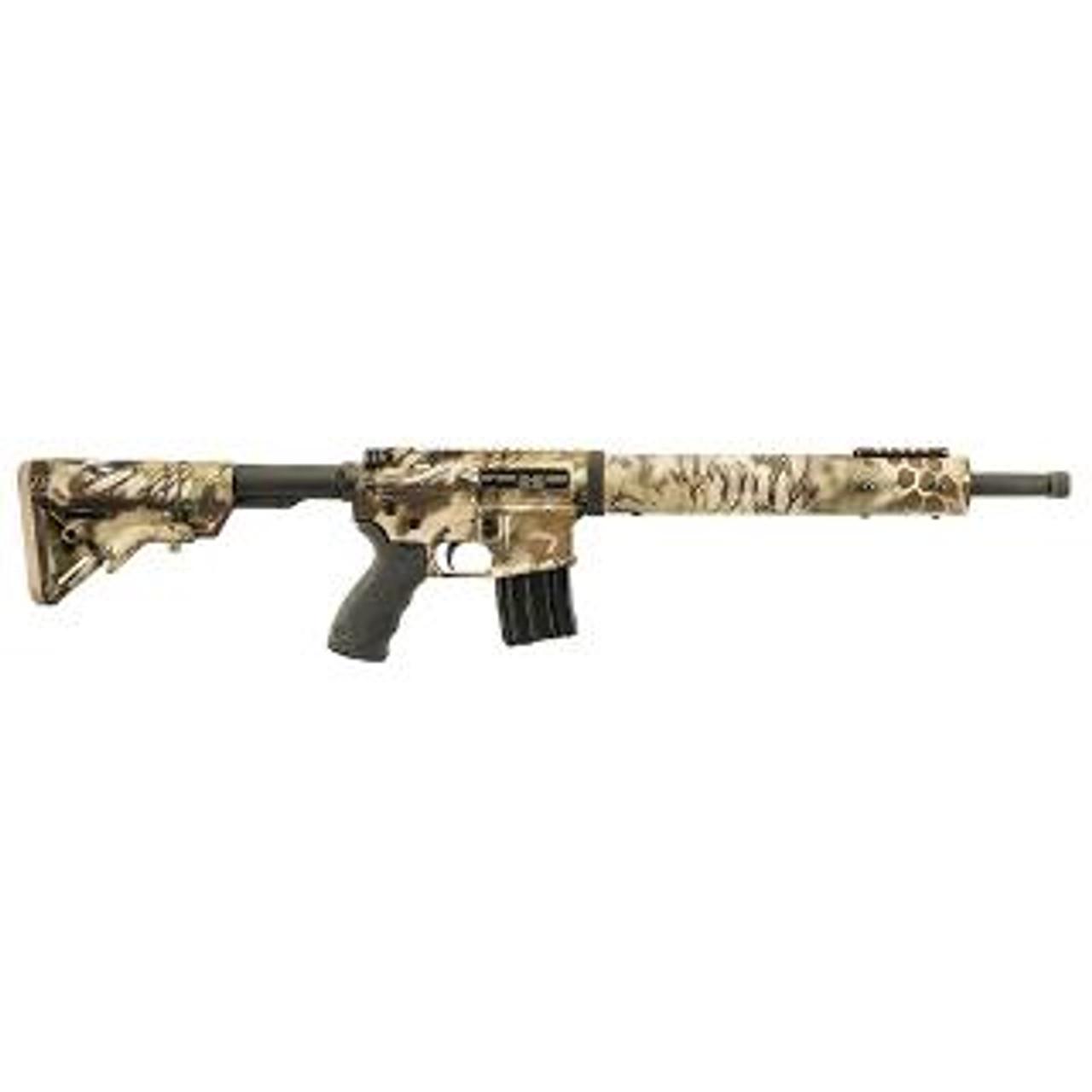 "Alexander Arms Hunter Kryptek Highlander Camo 16.5"" CALIFORNIA LEGAL - .50 Beowulf®"