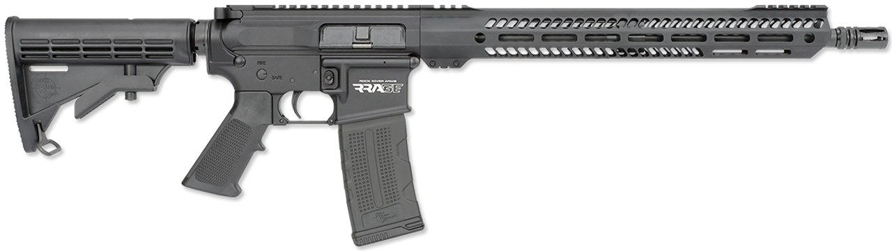 "Rock River Arms LAR-15 RRAGE 3G Rifle 16"" CALIFORNIA LEGAL - .223/5.56"