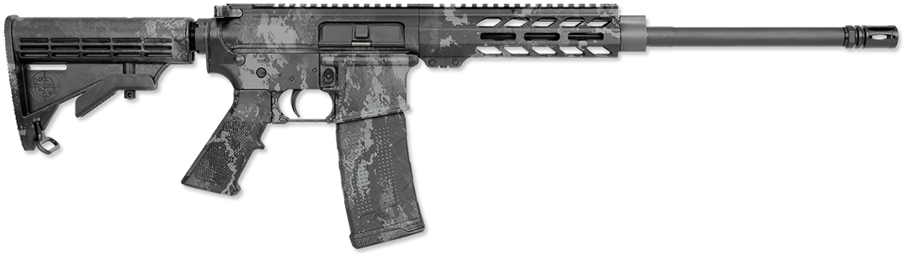 "Rock River Arms LAR-15 RRAGE Carbine Veil Tac-Black 16"" CALIFORNIA LEGAL - .223/5.56"