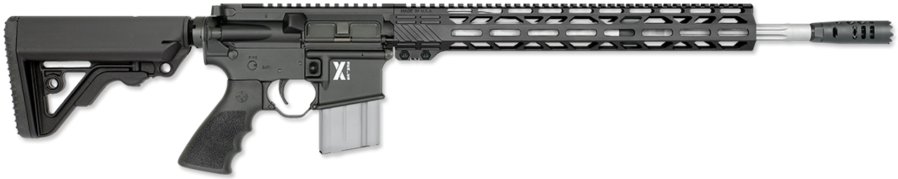 "Rock River Arms LAR-15 X-1 Operator CAR Stock 18"" CALIFORNIA LEGAL - .223/5.56"