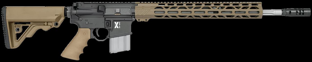 "Rock River Arms LAR-15 X-1 Operator CAR Stock Tan 18"" CALIFORNIA LEGAL - .223/5.56"