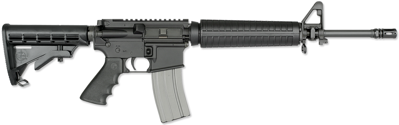 "Rock River Arms LAR-15 Elite CAR A4 16"" CALIFORNIA LEGAL - .223/5.56"