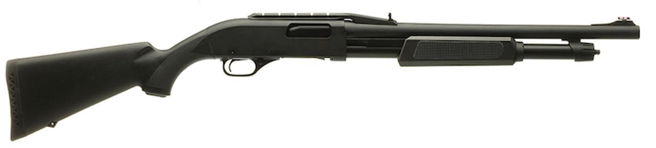 "FN P-12 Pump Action 18"" CALIFORNIA LEGAL - 12ga"