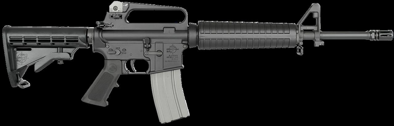 "Rock River Arms LAR-15 Mid-Length A2 16"" CALIFORNIA LEGAL - .223/5.56"