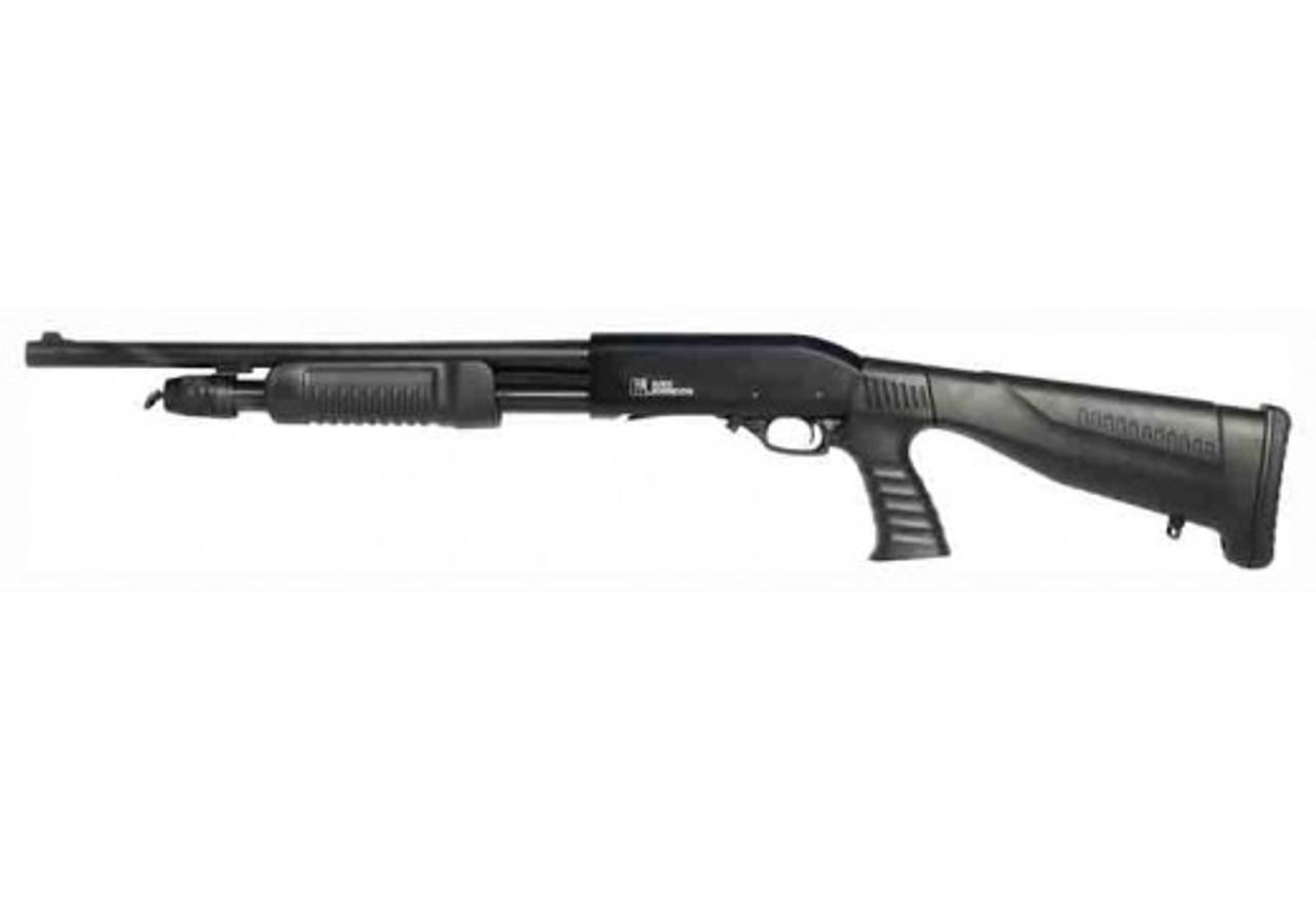 Iver Johnson Shotgun Pistol Grip CALIFORNIA LEGAL - 12ga