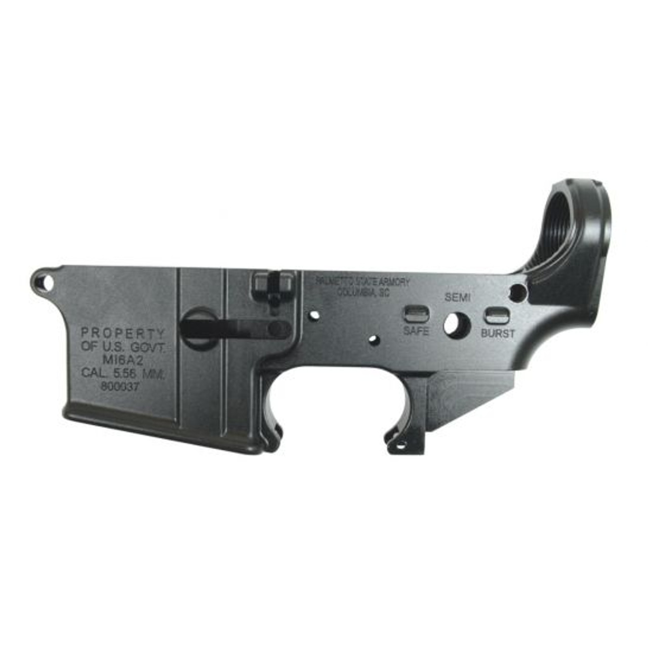 PSA M16A2 Lower Receiver CALIFORNIA LEGAL - .223/5.56