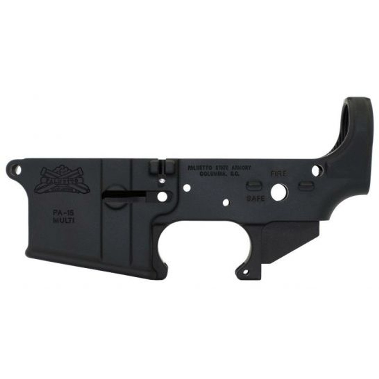 PSA PA15 Safe/Fire Lower Receiver CALIFORNIA LEGAL - .223/5.56