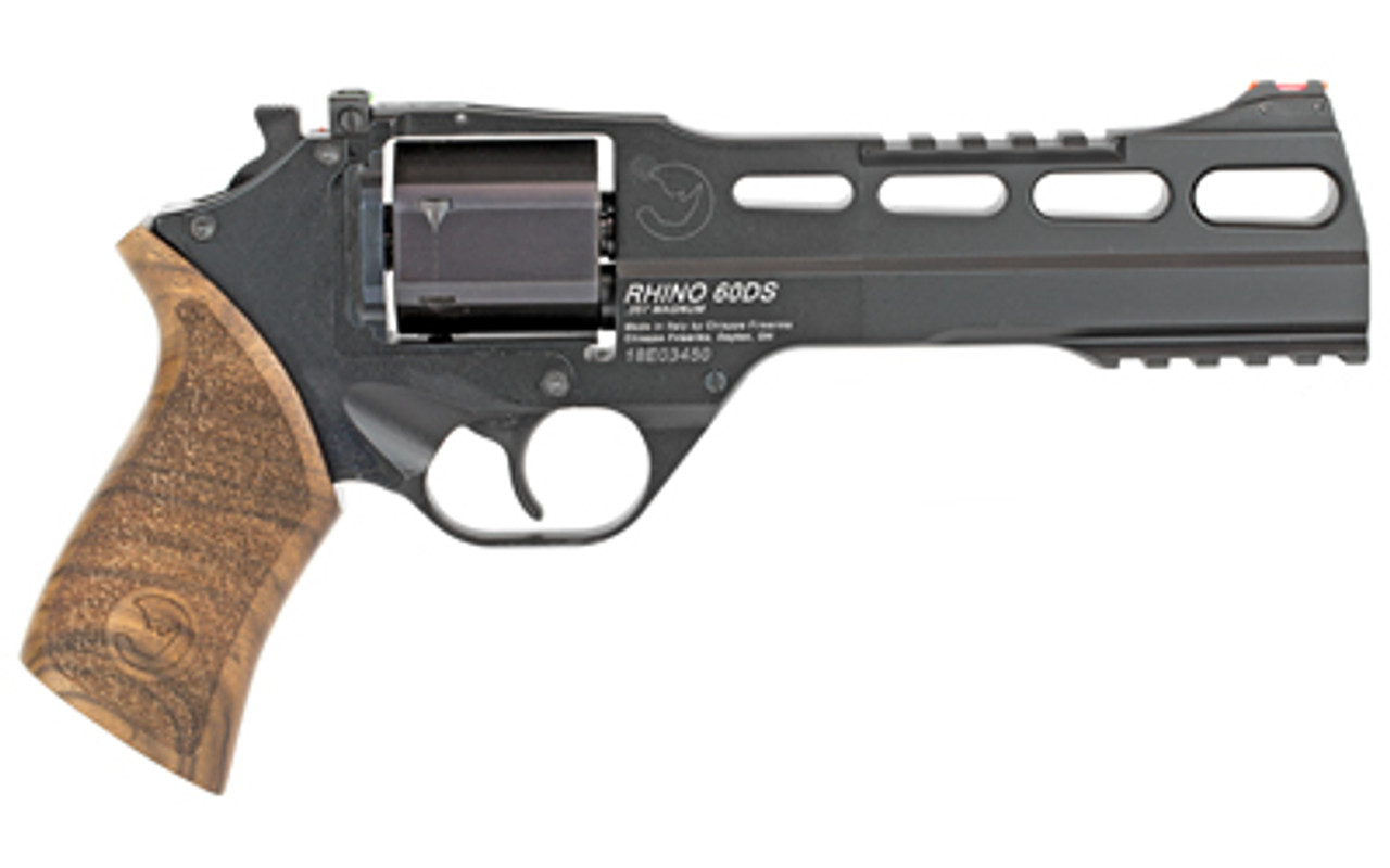 "Chiappa Firearms Rhino Wood Grip 6"" CALIFORNIA LEGAL - .357 Mag"