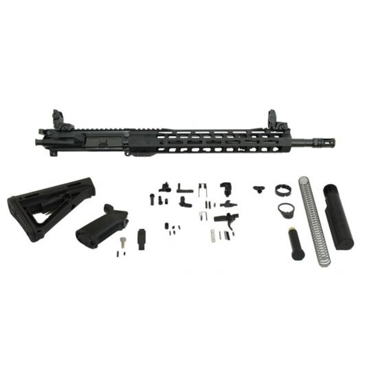 PSA Rifle Kit 16in/Carbine Lightweight Magpul MOE/EPT CALIFORNIA LEGAL - 5.56