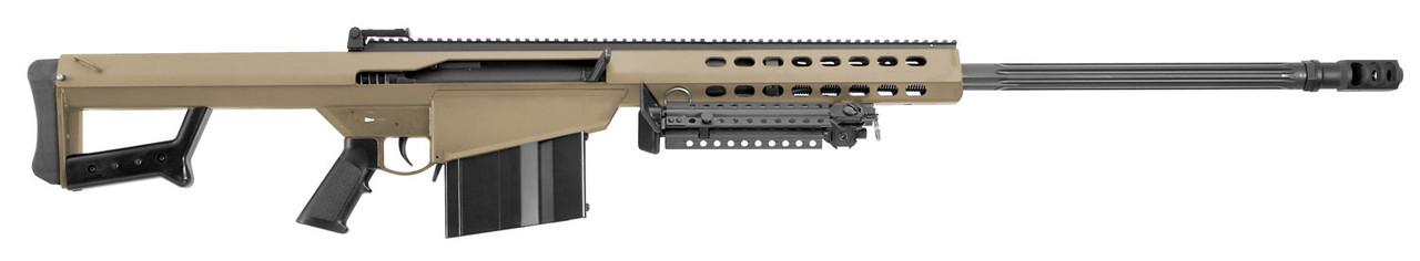 Barrett M82A1 CALIFORNIA LEGAL - .416 - FDE