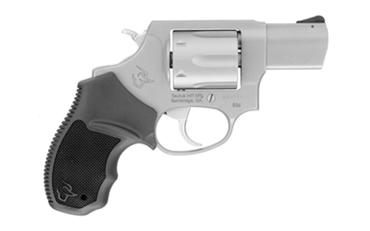 Taurus 856 Stainless  CALIFORNIA LEGAL - .38 Spl
