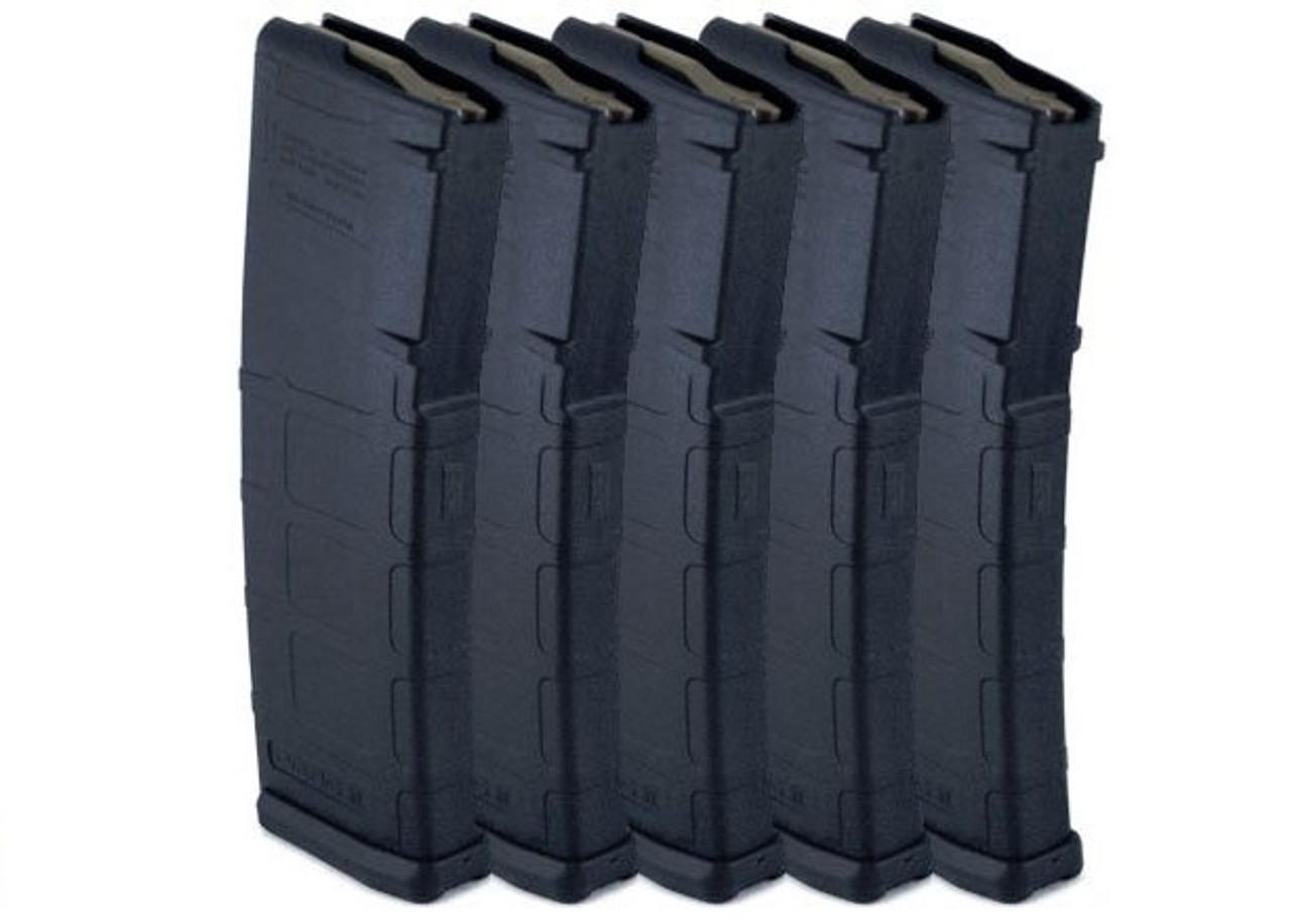 Magpul  PMAG M2 MOE 10/30 CALIFORNIA LEGAL - .223/5.56 - 5 Pack