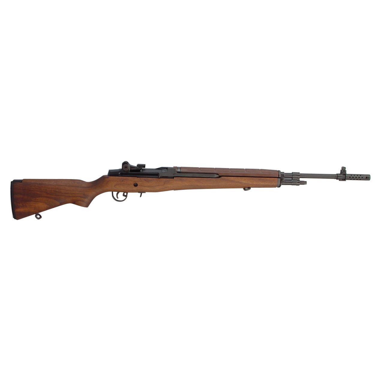 Springfield M1A Standard W/Muzzle Brake CALIFORNIA LEGAL - .308 - Walnut