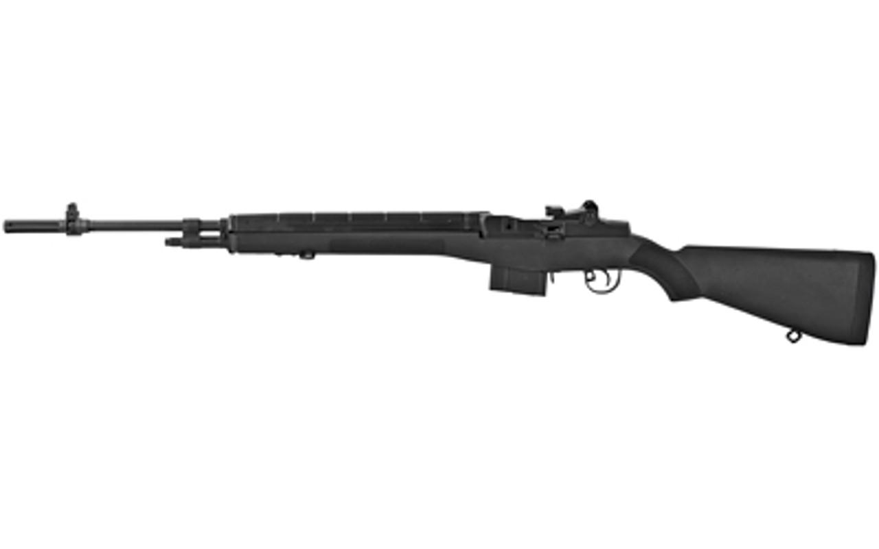 Springfield M1A Standard W/Muzzle Brake CALIFORNIA LEGAL - .308 - Black Synthetic