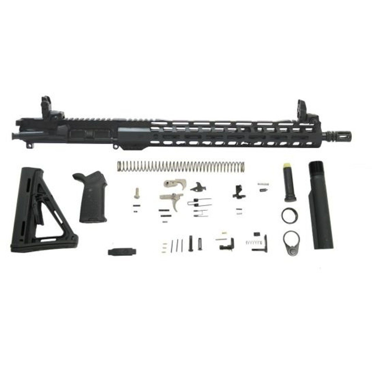 PSA Rifle Kit 16in/MidLength  Magpul MOE/EPT CALIFORNIA LEGAL - 5.56 - NO MAGAZINE OR AR MAGLOCK