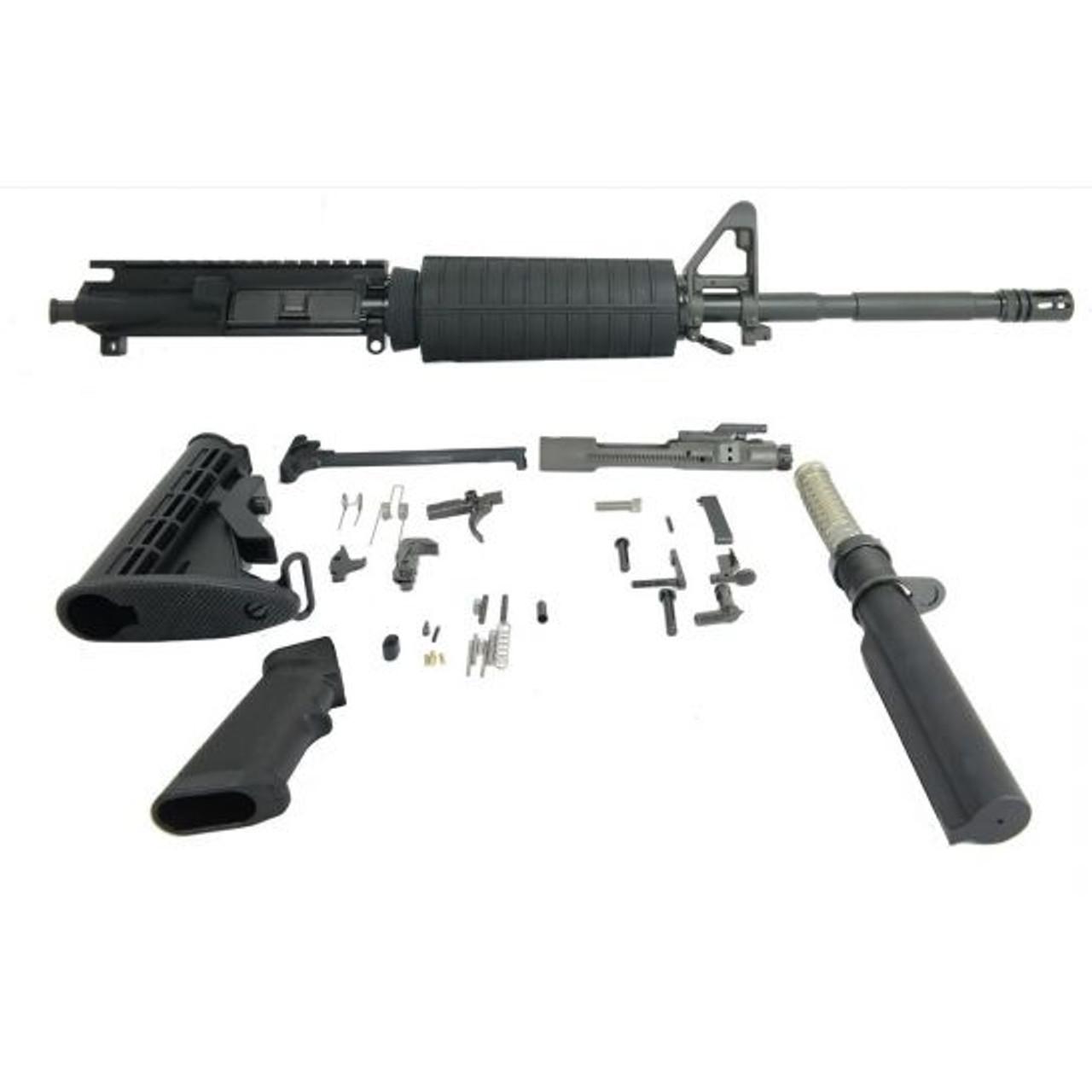 PSA Rifle Kit  M4 Carbine Classic CALIFORNIA LEGAL - 5.56 - NO MAGAZINE OR AR MAGLOCK