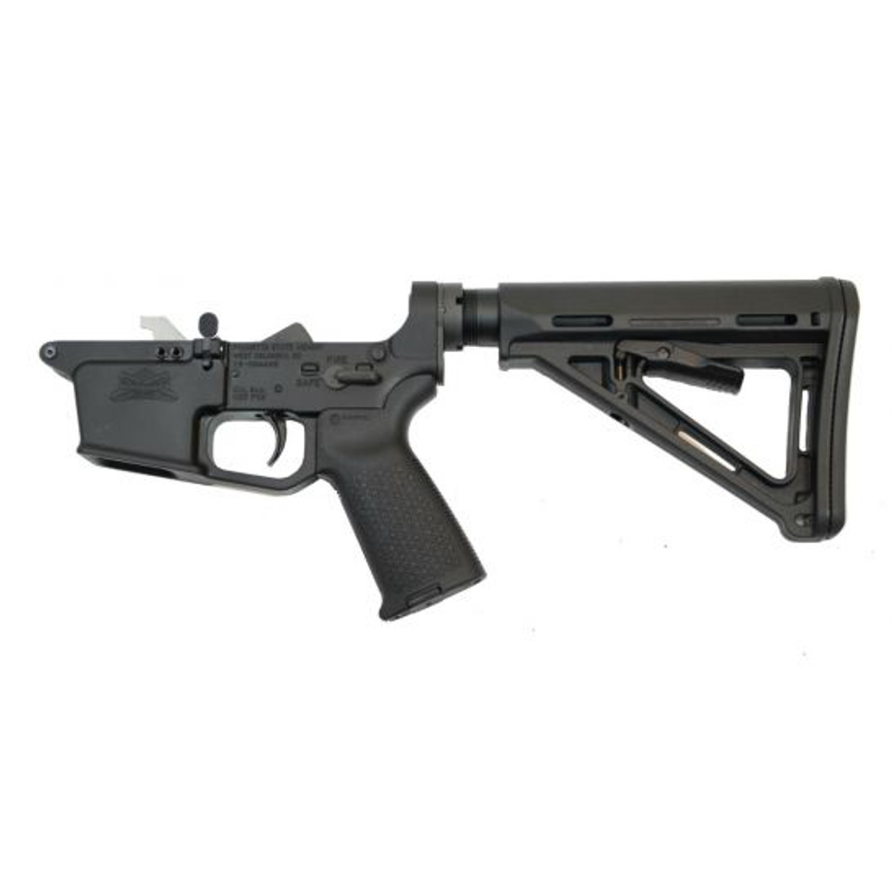 Palmetto State Armory PX-9 Glock Style Complete Lower CALIFORNIA LEGAL - 9mm