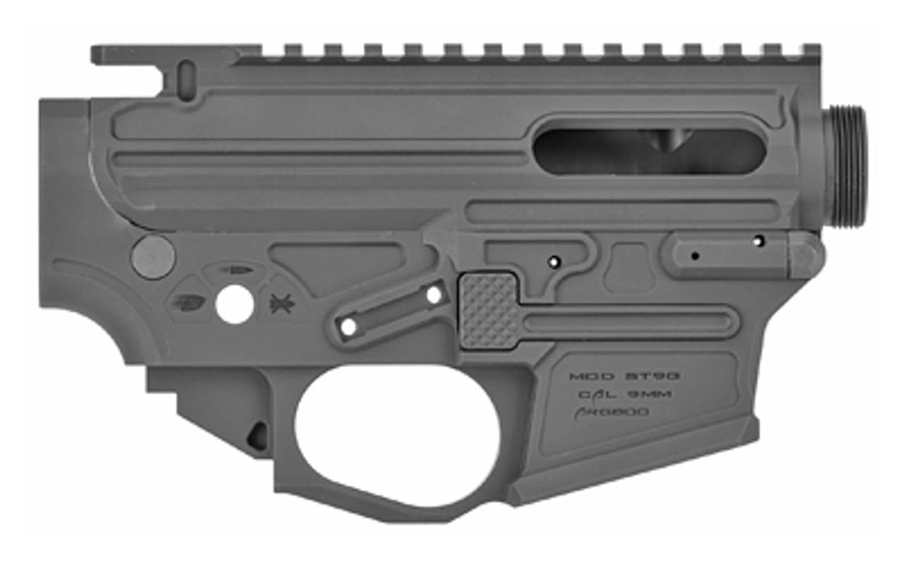 Spike's Tactical Stripped Upper/Lower STSB920 Glock Mag CALIFORNIA LEGAL - 9mm