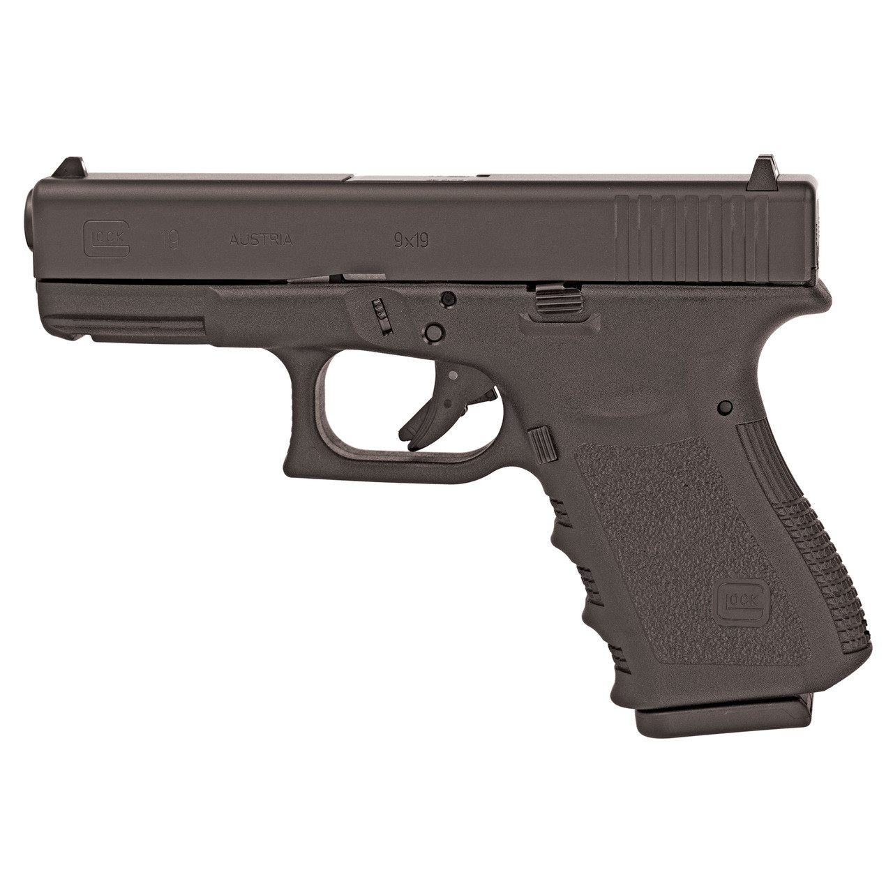 Glock 19 Gen3 W/Streamlight TLR-7 CALIFORNIA LEGAL - 9mm