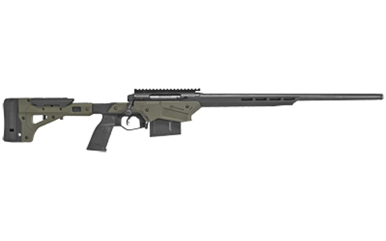 "Savage Axis II Precision MDT Chassis 22"" CALIFORNIA LEGAL- .308/7.62x51"