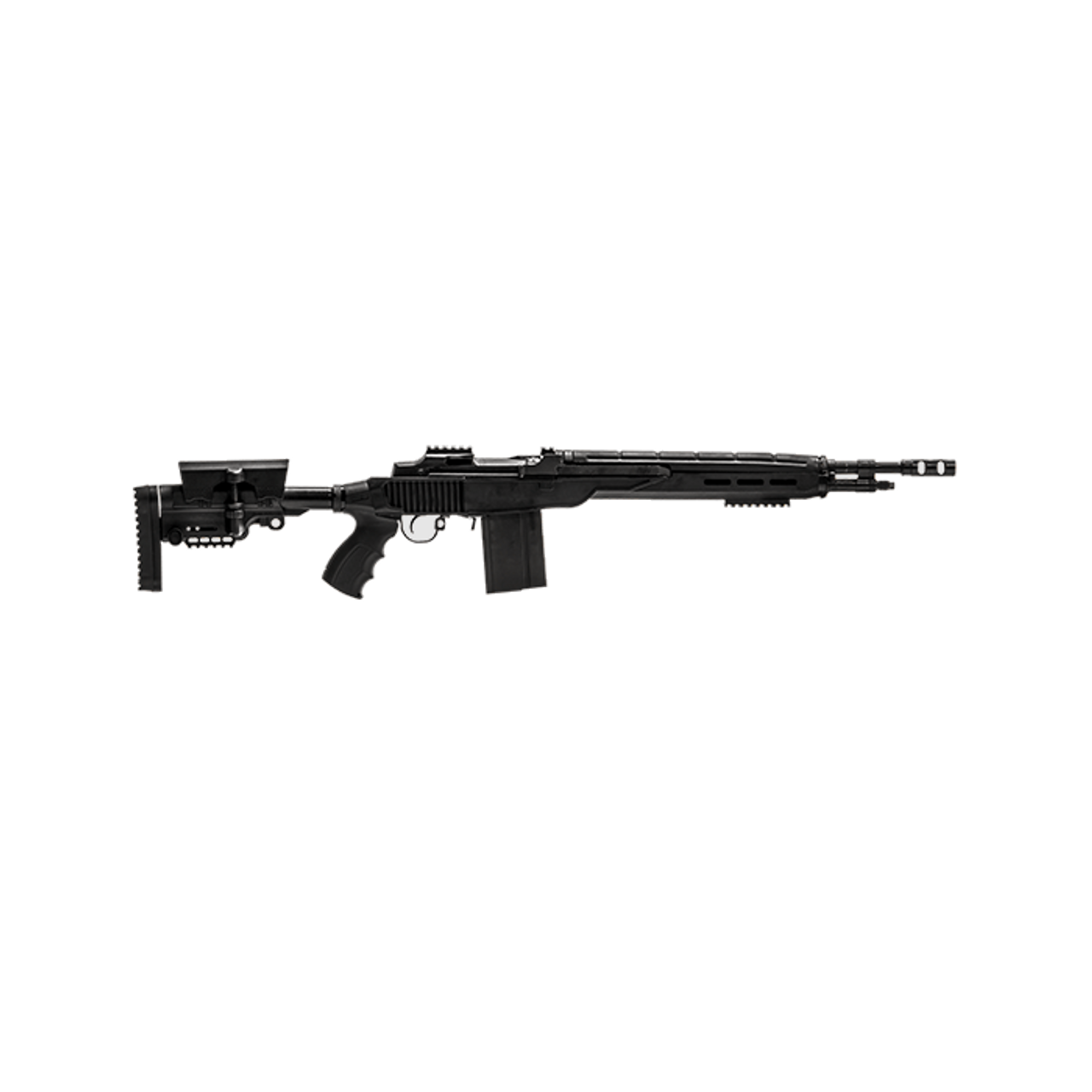 Bula Defense XM21 Tactical 18in CALIFORNIA LEGAL - .308/7.62x51