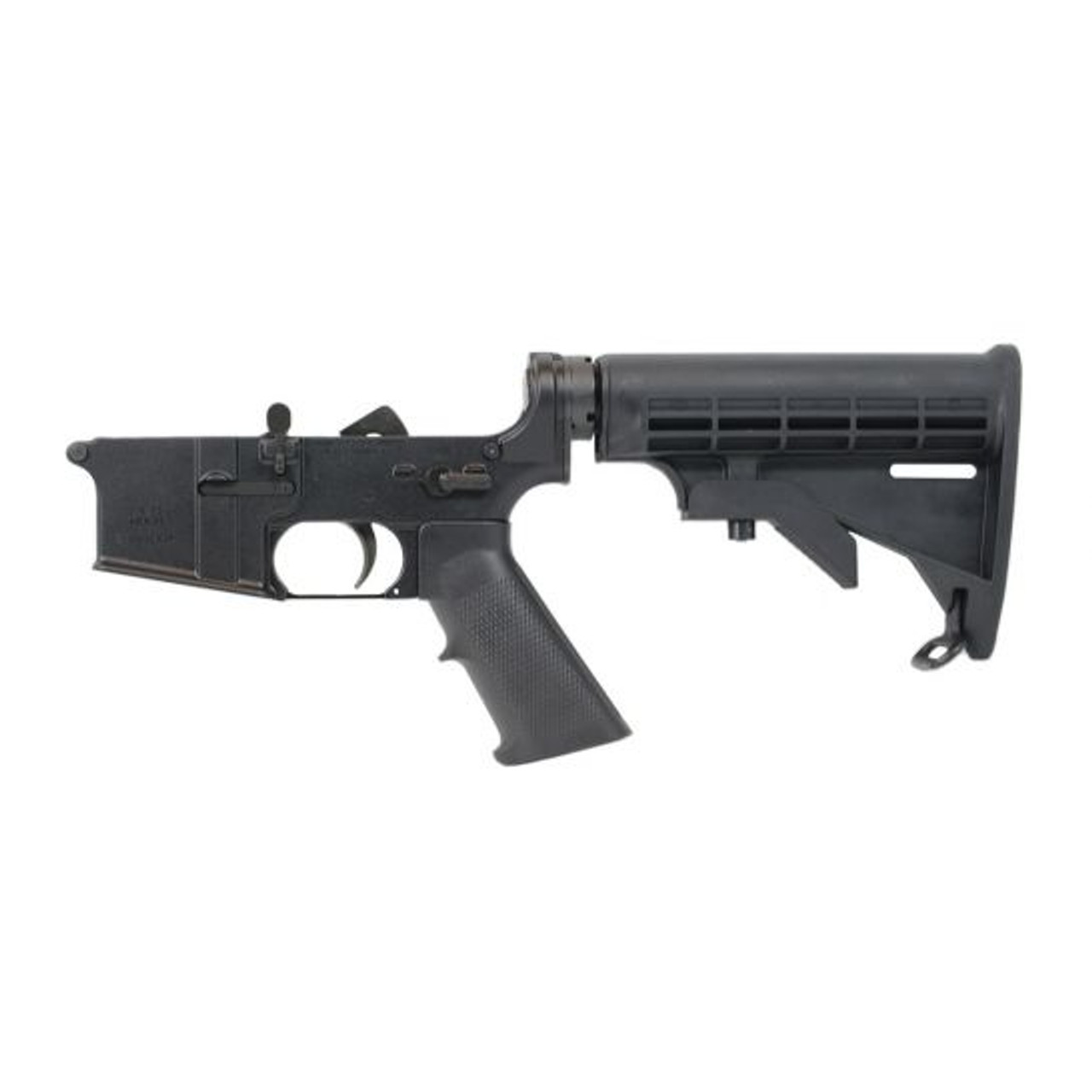 Palmetto State Armory Classic Stealth Complete Lower CALIFORNIA LEGAL - .223/5.56