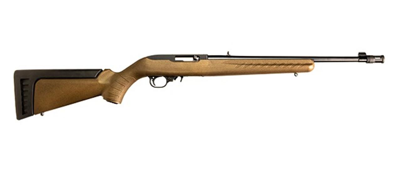 Ruger 10/22 Copper Mica Tactical CALIFORNIA LEGAL - .22LR
