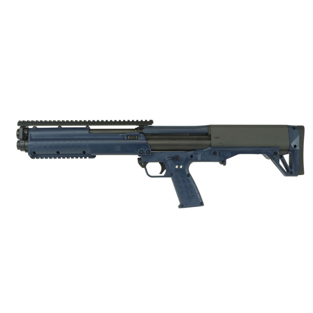 Kel Tec KSG-CALIFORNIA LEGAL- 12ga- Navy Blue