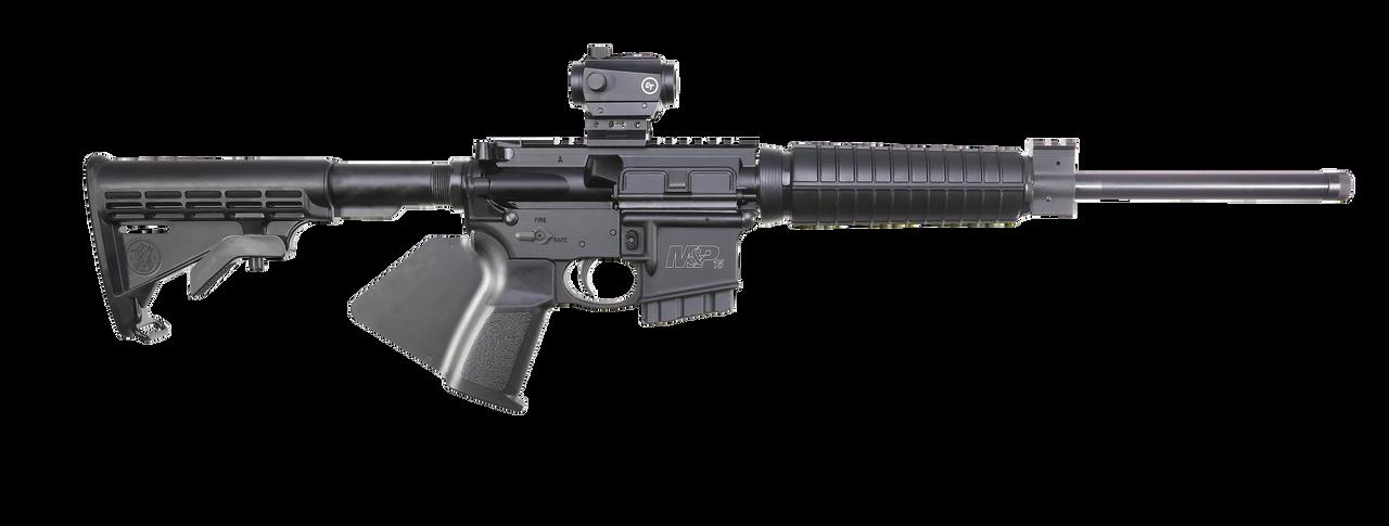 Smith & Wesson M&P15 Sport II w/ Crimson Trace Optic Factory Featureless CALIFORNIA LEGAL - .223/5.56