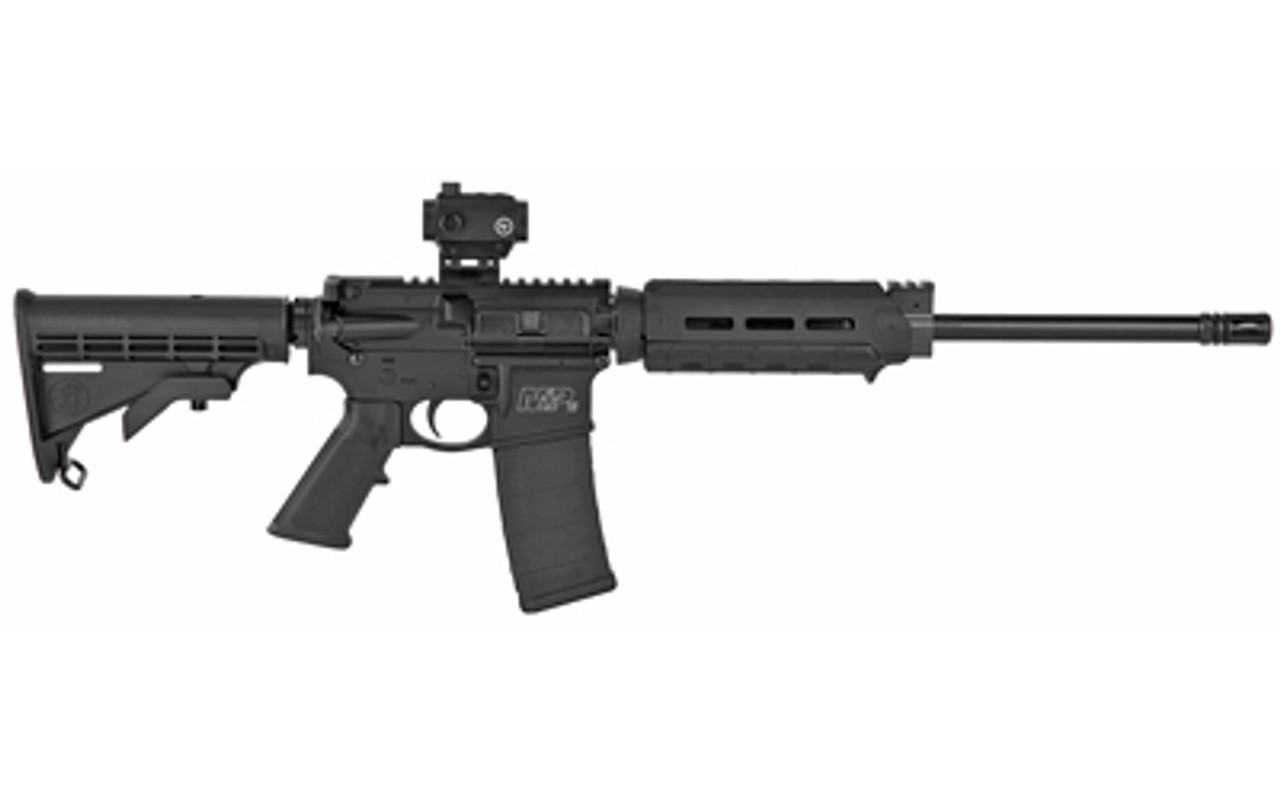 Smith & Wesson M&P15 Sport II Optics Ready/MOE With Crimson Trace Optic CALIFORNIA LEGAL - 5.56-