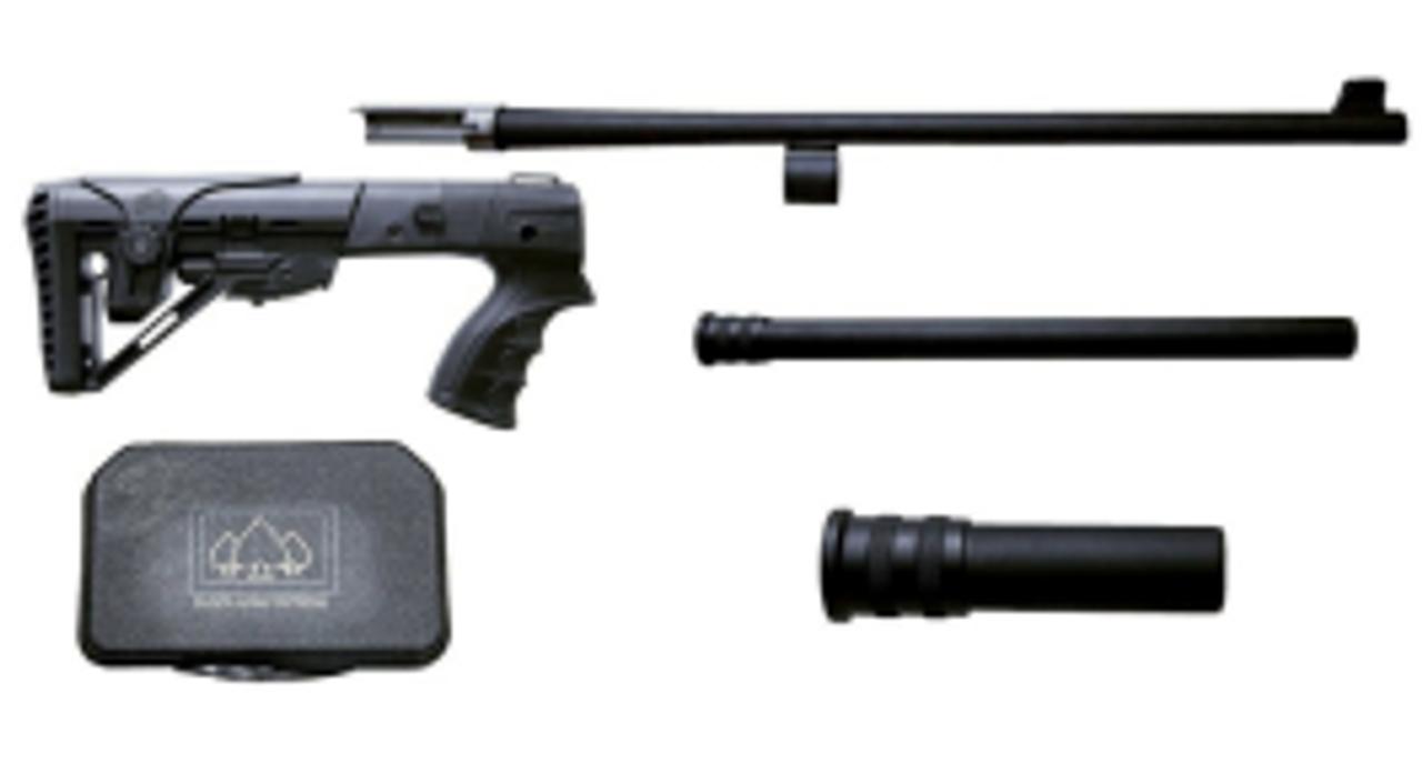 Black Aces Tactical Pro Series X  Pump Action Shotgun Kit CALIFORNIA LEGAL - 12ga