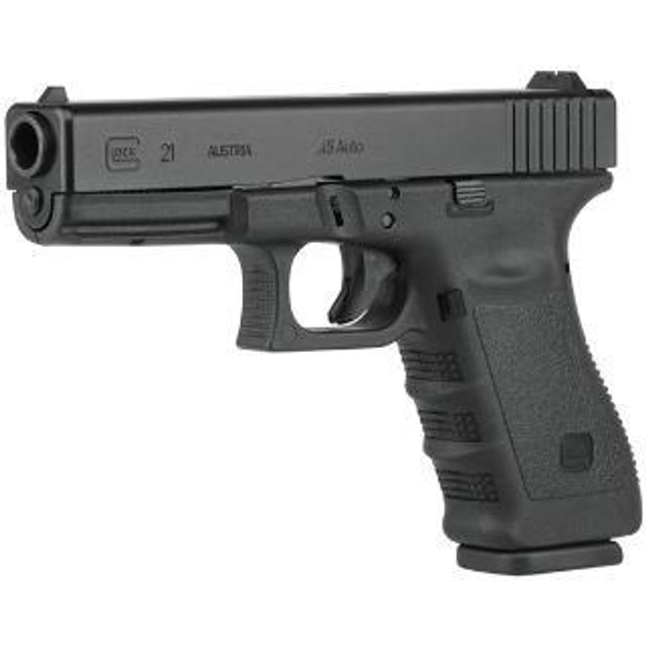 Glock 21 SF Gen3  W/Streamlight TLR-7 CALIFORNIA LEGAL - .45ACP