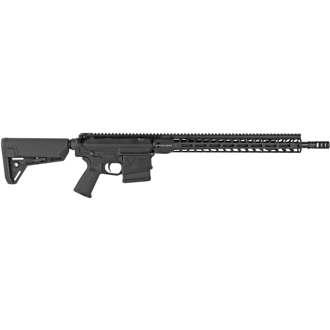 """Stag Arms Stag 10L Marksman Left Handed 18"""" CALIFORNIA LEGAL - .308/7.62x51"""