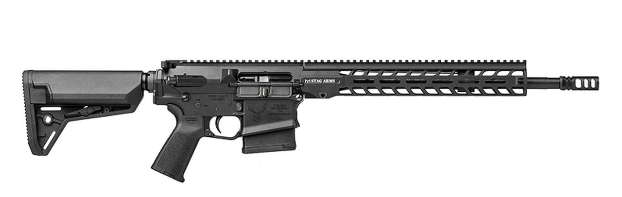 Stag Arms Stag 10 Marksman 18in CALIFORNIA LEGAL - .308 Win