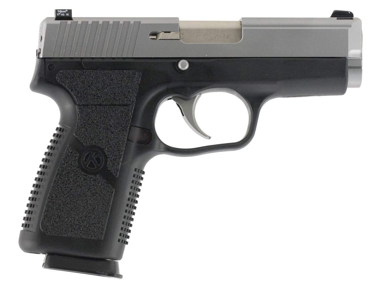 KAHR P9 Stainless Slide CALIFORNIA LEGAL - 9mm