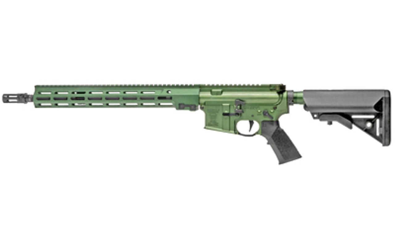 Geissele Automatics Super Duty SD556 CALIFORNIA LEGAL - .223/5.56 - 40MM Green