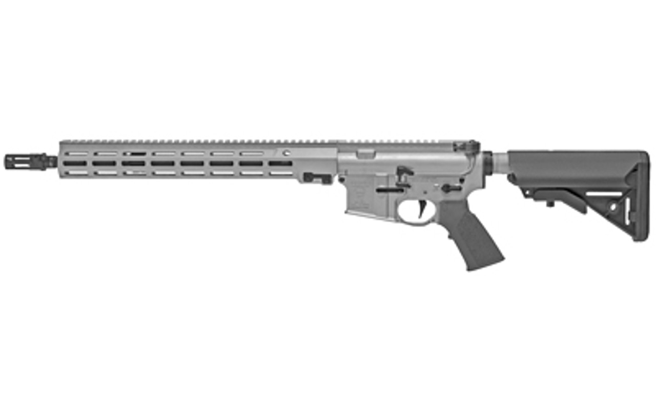 Geissele Automatics Super Duty SD556 CALIFORNIA LEGAL - .223/5.56 - Gray