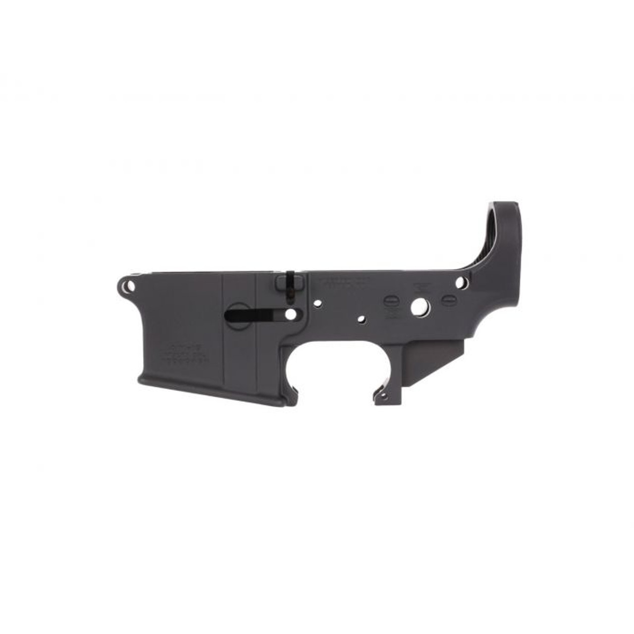 Anderson Mfg AM-15 Stealth Stripped Lower CALIFORNIA LEGAL - .223/5.56