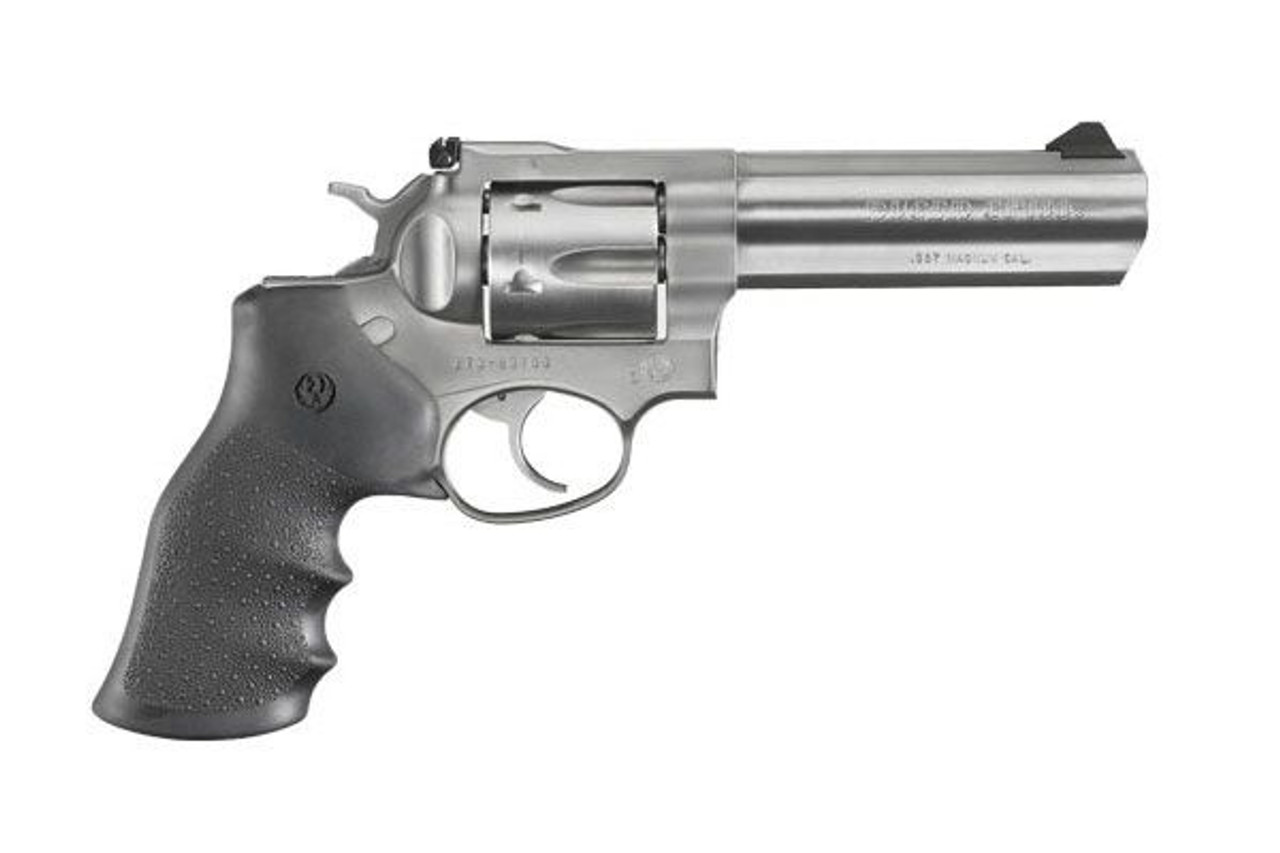 Ruger GP100 5in HB  Stainless CALIFORNIA LEGAL - .357Mag