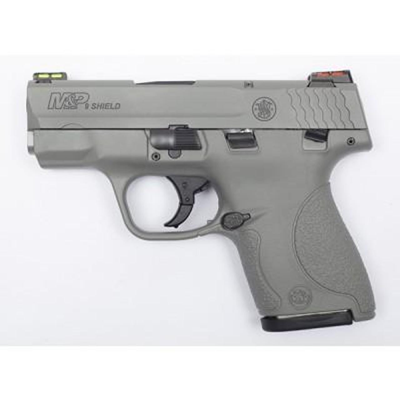 Smith & Wesson M&P 9 Shield Hi Viz CALIFORNIA LEGAL - 9mm GRAY