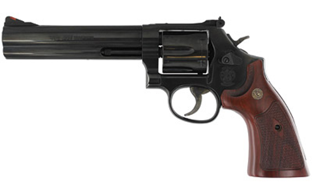 """Smith & Wesson 586 Classic 6"""" CALIFORNIA LEGAL - .357 Mag"""