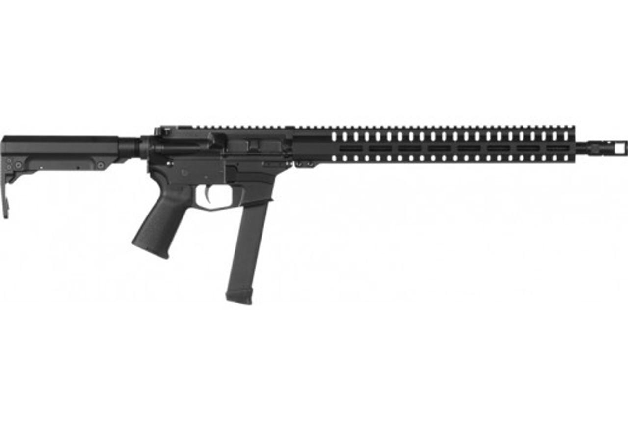 CMMG Resolute 300 MKGS CALIFORNIA LEGAL - 9mm