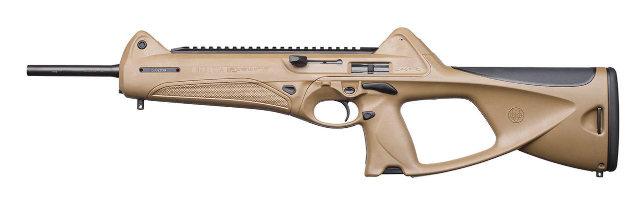 Beretta Cx4 Storm  CALIFORNIA LEGAL - 9mm - FDE