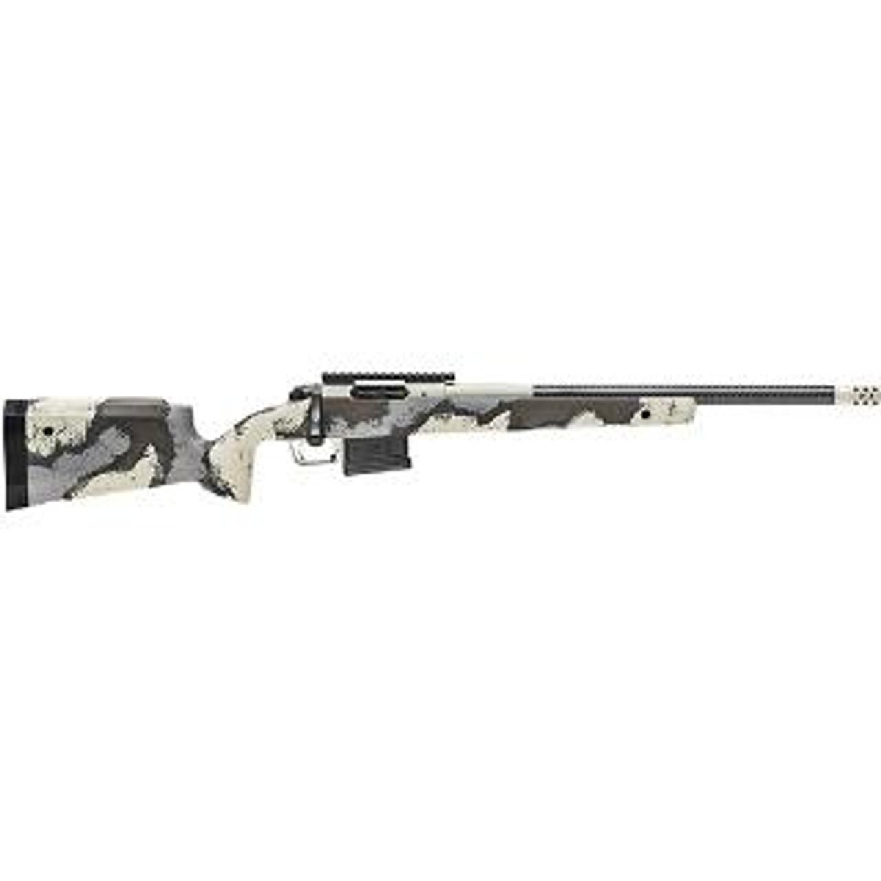 Springfield Model 2020 Waypoint CF CALIFORNIA LEGAL - 6mm Creedmoor - Ridgeline Camo