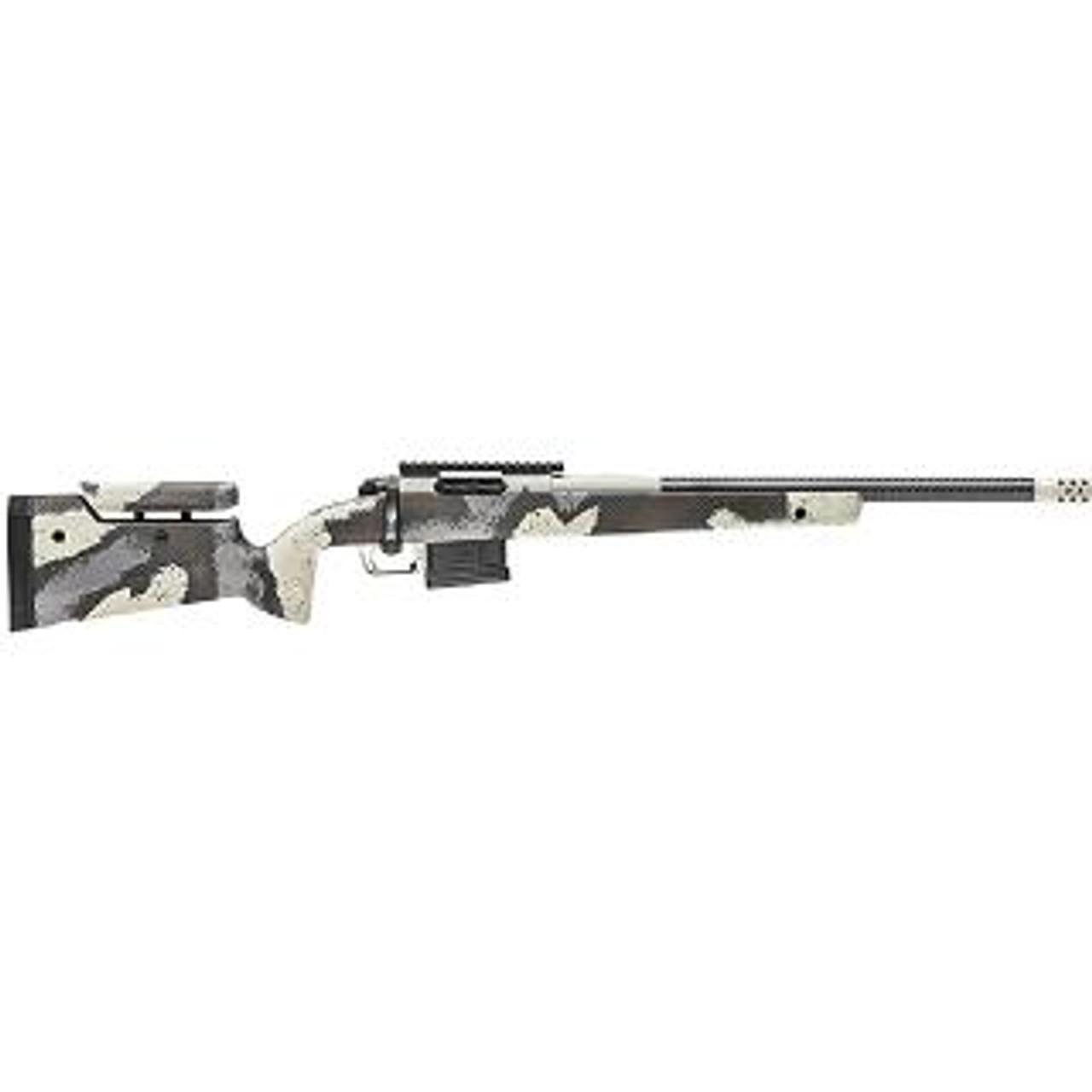 Springfield Model 2020 Waypoint CF ADJ CALIFORNIA LEGAL - 6mm Creedmoor - Ridgeline Camo